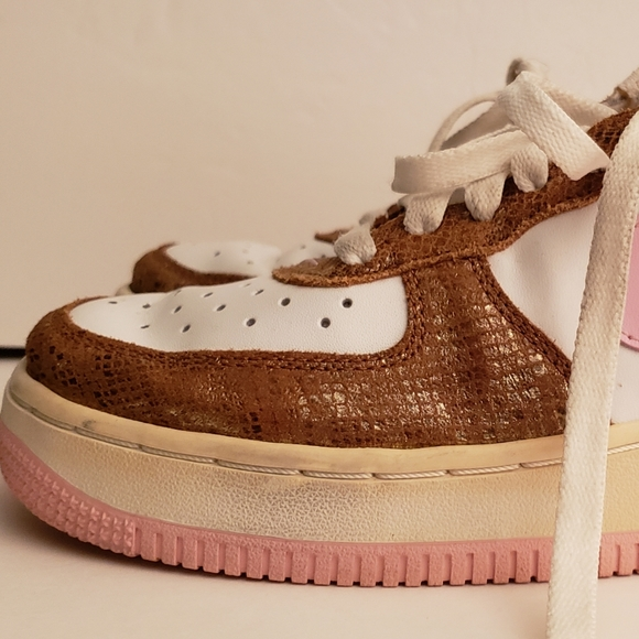 Vintage Nike Air Force 206 Womens Shoes